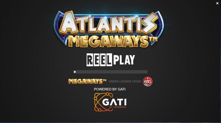 Игровой автомат Atlantis Megaways