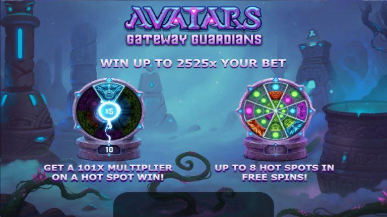 Игровой автомат Avatars Gateways Guardians