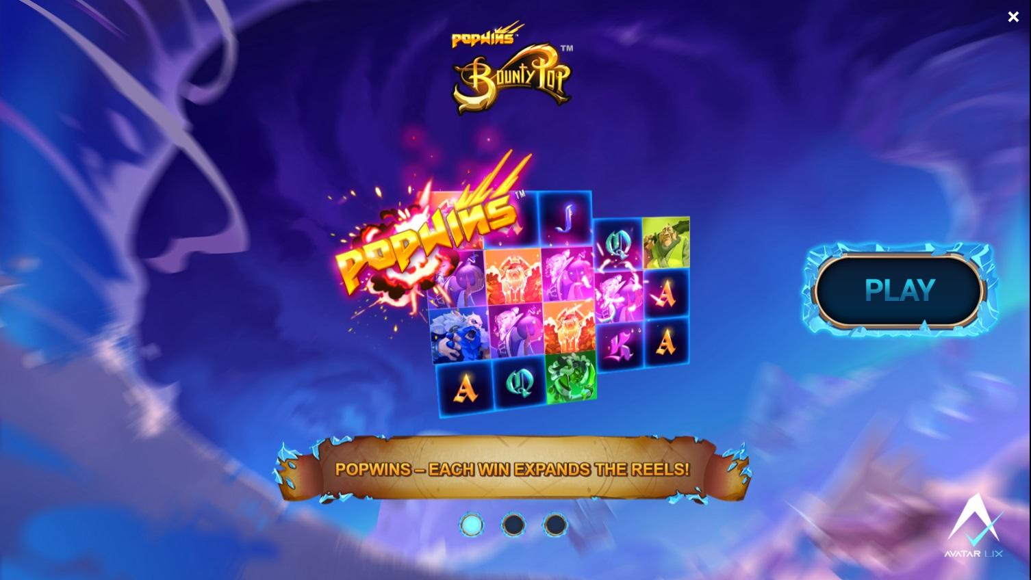 Игровой автомат BountyPop